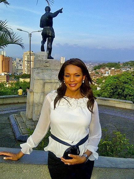 Ilia Calderón