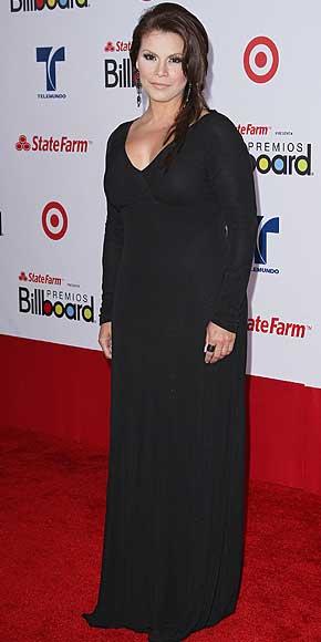 Olga Tañón, Latin Billboard 2012