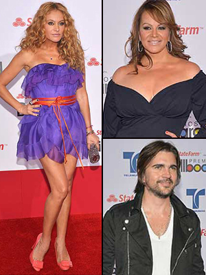 Peor Latin Billboards 2012