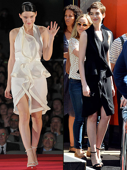 ROONEY Mara, ANNE Hathaway, Dos mujeres