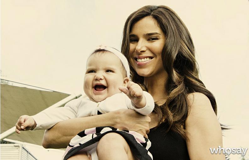 Roselyn Sánchez y su hija Sebella Rose