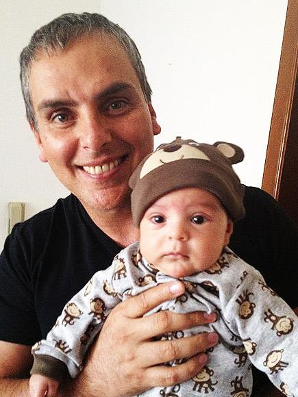 XAVIER ORTIZ, Bebes famosos