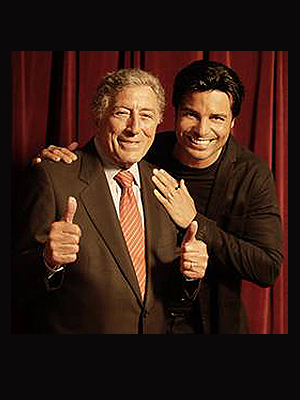 Tony Bennet, Chayanne