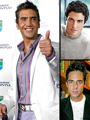 principal Hombres Mas Sexy: Alejandro Fernandez, Jaime Camil y Jose Ron