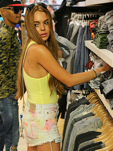 Lindsay Lohan, Miralos