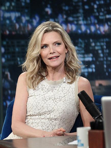 Michelle Pfeiffer, 50