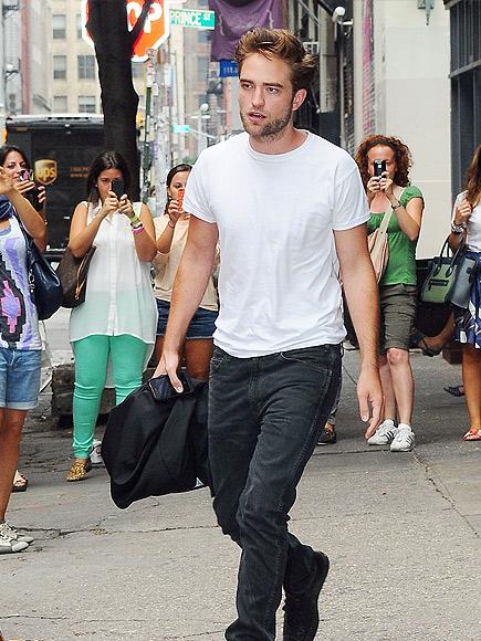 Robert Pattinson, Miralos