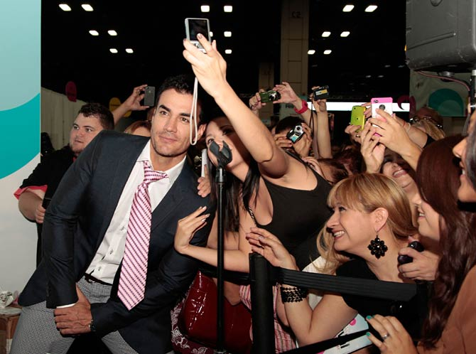 David Zepeda, Festival People en Español