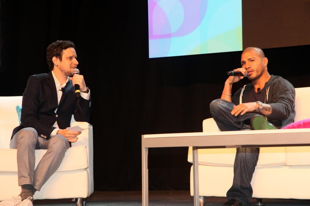 juan Manuel Rótulo, Miguel Cotto, Festival Fotos
