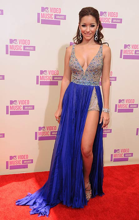 MTV Video Music Awards 2012, Melanie Iglesias