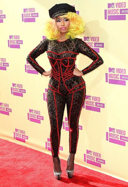MTV Video Music Awards 2012, Nicki Minaj
