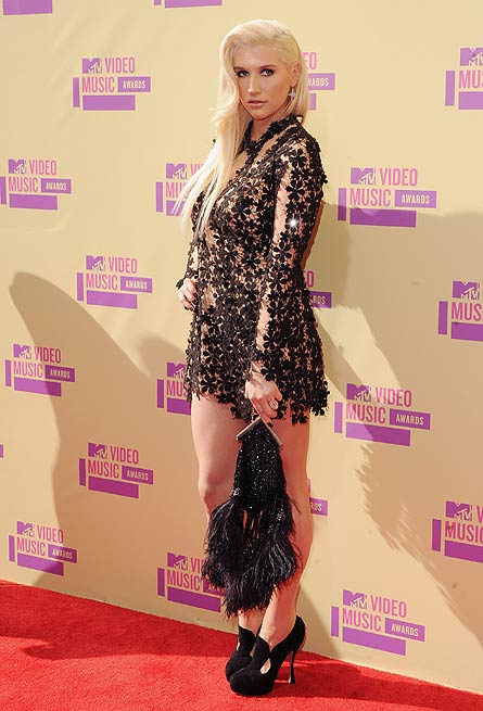 MTV Video Music Awards 2012, Ke$ha