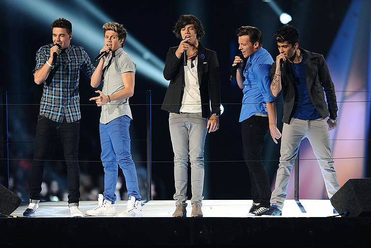 MTV Video Music Awards 2012, One Direction