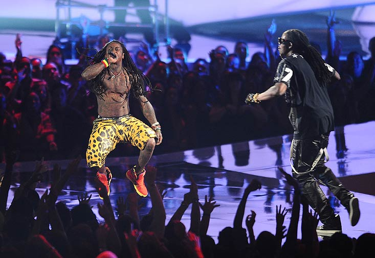 MTV Video Music Awards 2012, Lil' Wayne