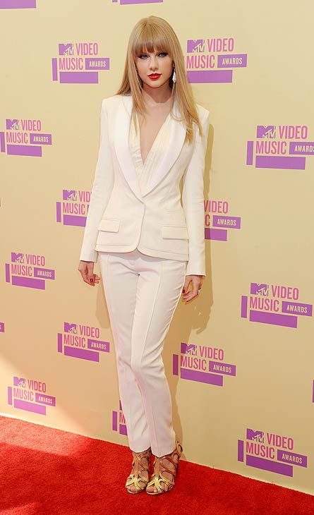 MTV Video Music Awards 2012, Taylor Swift