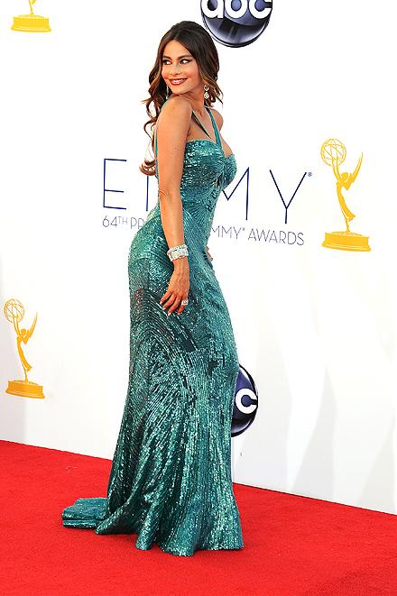 Sofía Vergara, Emmys 2012
