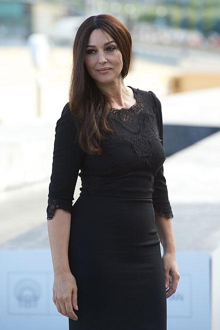 Monica Bellucci, Festival de Cine de San Sebastián