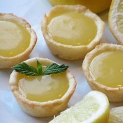 Crema de limón en microondas