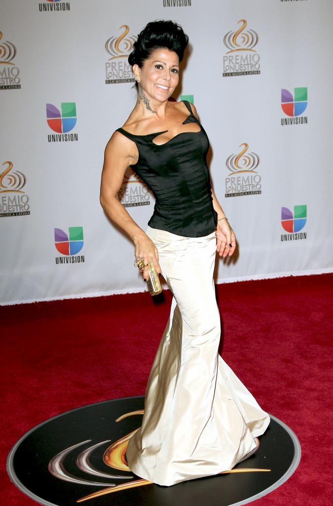 Alejandra Guzmán, Premio Lo Nuestro 2012
