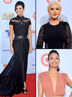 Alma Awards 2012 Ellas