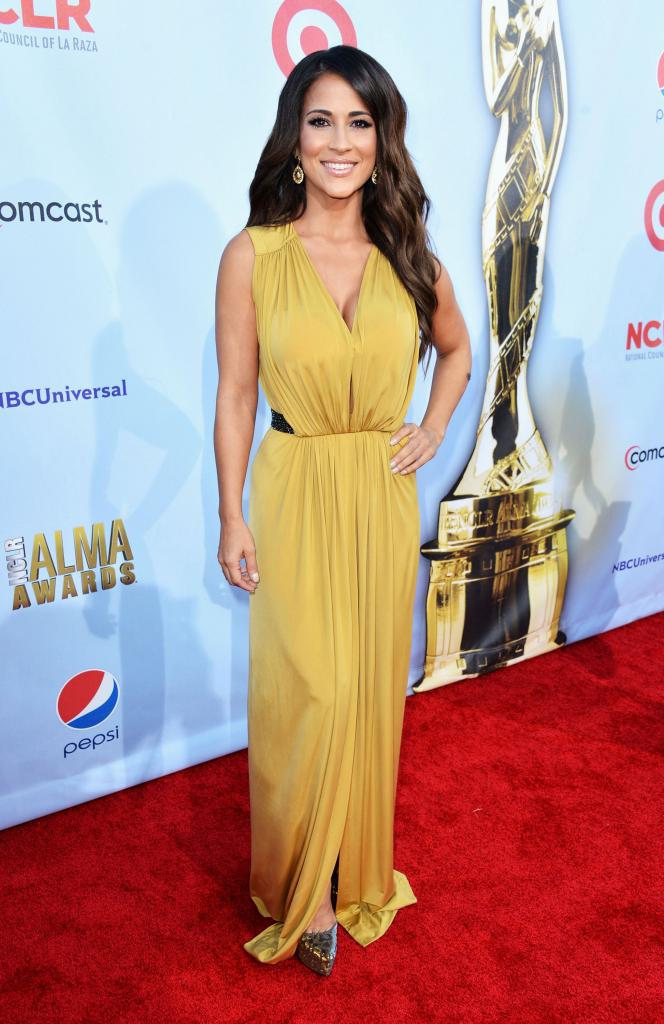 JACKIE GUERRIDO, Alma Awards