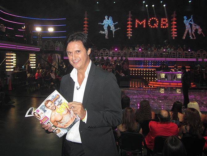 Poty Castillo, People en Español, William Levy, El hombre más sexy 2012