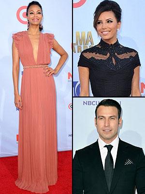 Mejor vestidos Alma Awards 2012