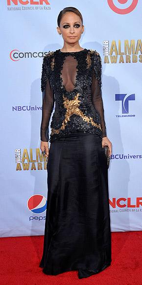 Nicole Richie, Premios Alma Alfombra Roja