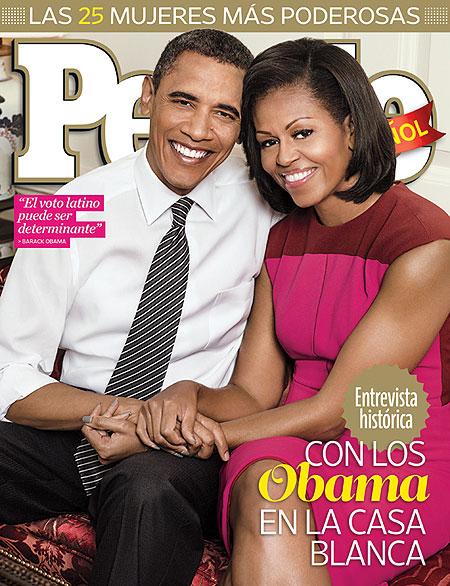 People en Español, Barack y Michelle Obama