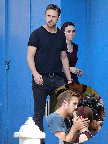Ryan Gosling, Rooney Mara, Miralos