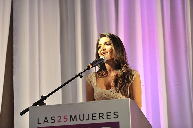 25 mujeres más poderosas 2012, Chiquinquirá Delgado