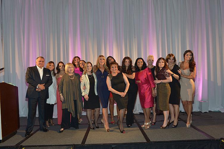 25 mujeres más poderosas 2012