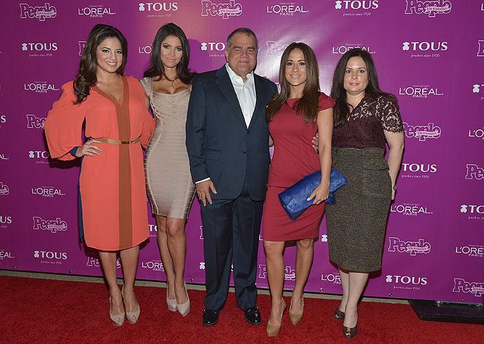 25 mujeres más poderosas 2012, Chiquinquirá Delgado, Jackie Guerrido, Armando Correa, Pamela Silva-Conde, Jessica Rodríguez