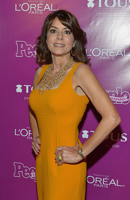 25 mujeres más poderosas 2012, Cristina Pereyra