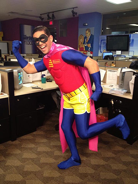 Rodner Figueroa, Halloween