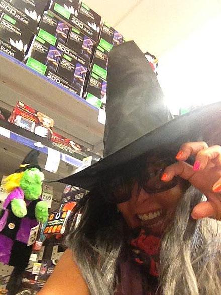 Alejandra Guzmán, Halloween