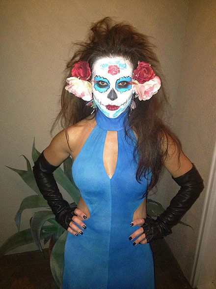 Kate del Castillo, Halloween
