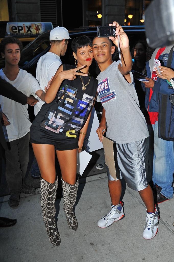 Rihanna, Miralos