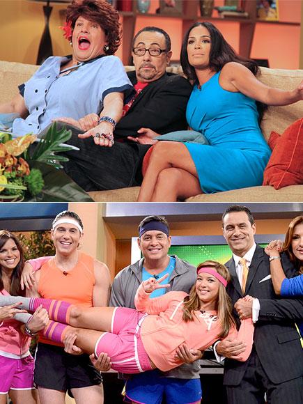 Univision vs. Telemundo