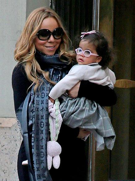 Mariah Carey, Monroe, Míralos
