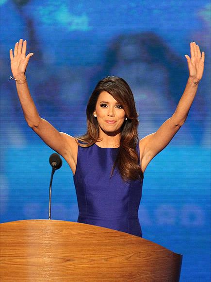 25 mujeres más poderosas 2012, Eva Longoria
