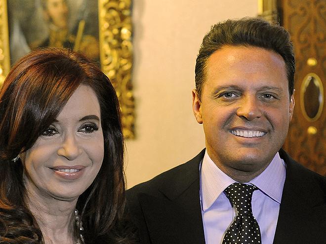Luis Miguel, Cristina Fernández, Míralos