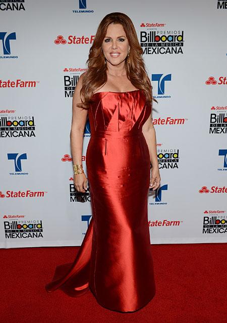 MARÍA CELESTE ARRARÁS, Premios People en Español 2012