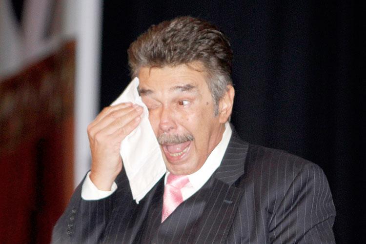 Jorge Ortiz de Pinedo, homenaje