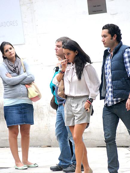 Sara Maldonado, Alejandro Gutiérrez, Míralos