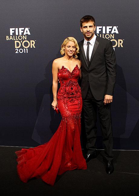 Shakira, Gerard Piqué