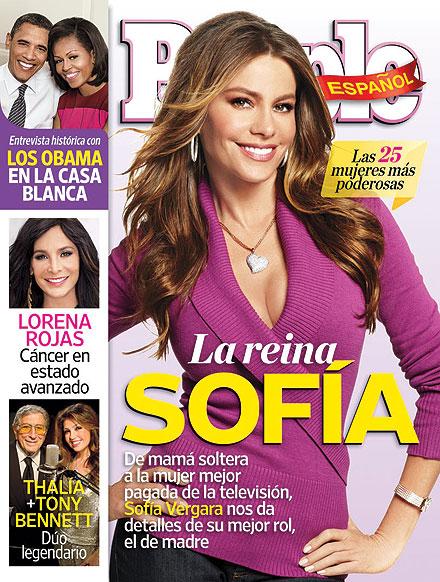 Sofía Vergara, 25 Mujeres Más Poderosas de People en Español
