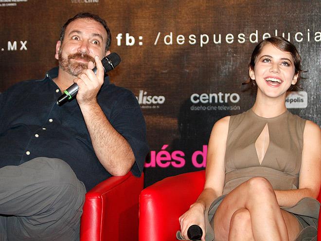 Hernán Mendoza, Tessa Ia González, Míralos