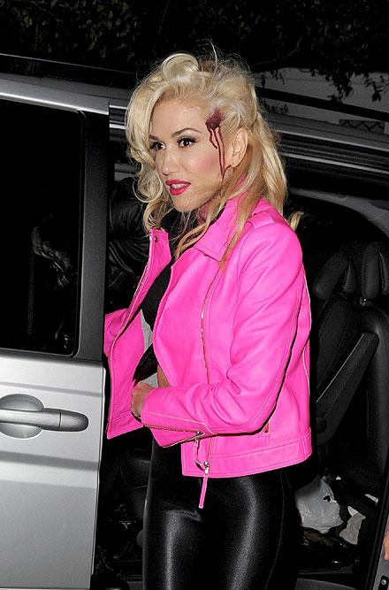 Gwen Stefani, Halloween