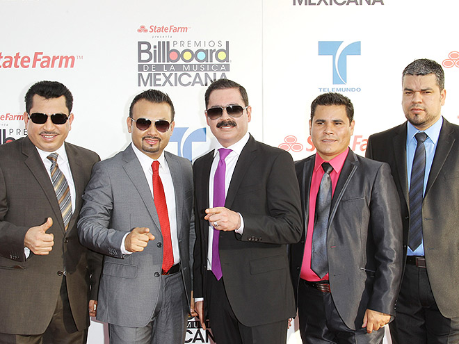 Los Tucanes de Tijuana, Mexican Billboards 2012